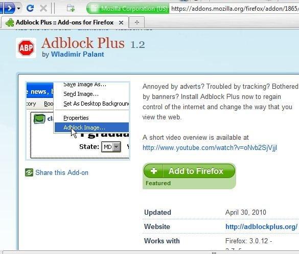 Web sitelerindeki reklamları nasıl engellersiniz – Bölüm1: Mozilla Firefox