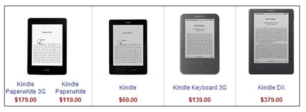 E-Kitap Okuyucu ve Tabletlerdeki Son Gelişmeler Bölüm 1: Kindle Paperwhite ve B&N Nook Glowlight